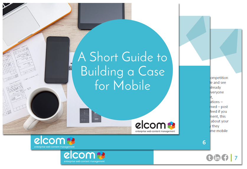 Building a Case for Mobile eBook
