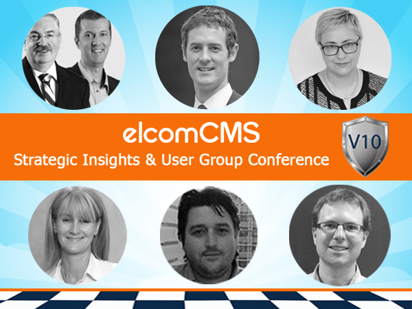 Elcom Strategic Insights And User Group Conference Speakers