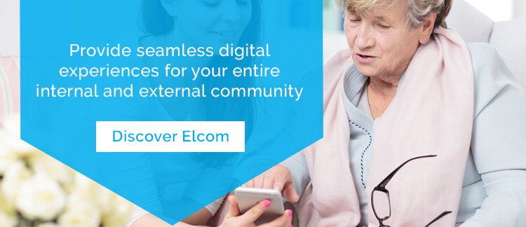 Blog Post Promoting Elcom Healthcare Solutions