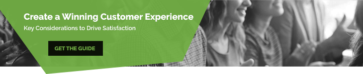 Customer Experience - Blog Banner