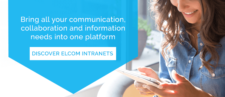 Discover Elcom Intranet Software