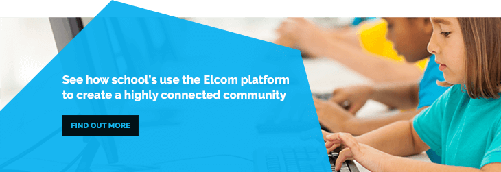Elcom for Schools And Higher Education Industry Page