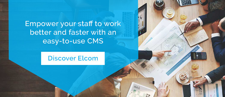 Discover the Elcom Content Management System