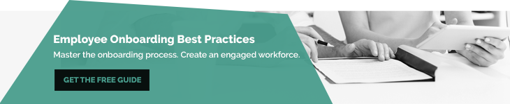 Employee Onboarding Best Practice Guide - Blog Banner
