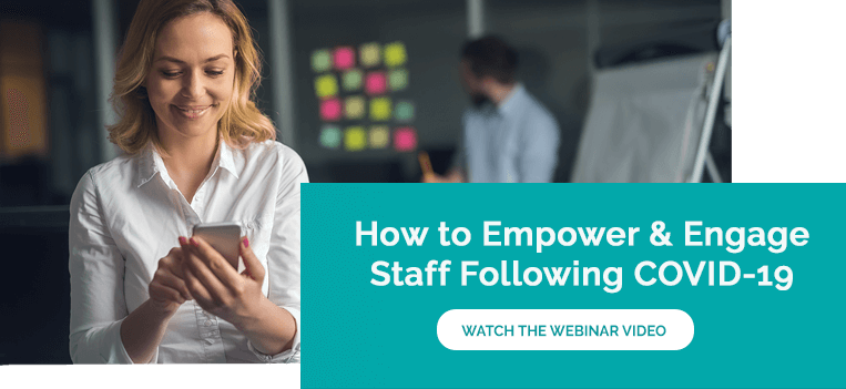 Empower Staff Following COVID-19 June 2020 On-Demand - Blog Large Image