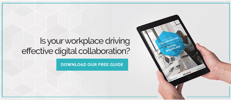 How to Drive Collaboration in Your Digital Workplace Large Banner