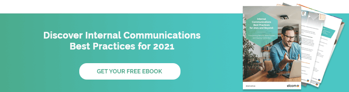 Internal Communications Best Practices - Medium Blog Banner Image