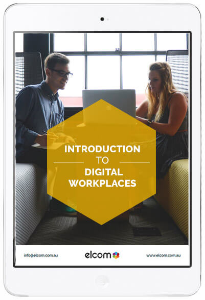 Introduction to Digital Workplaces Front Cover