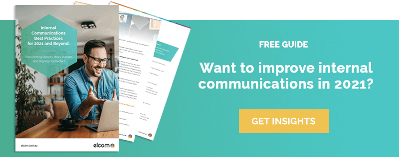 Internal Communication Best Practices - Blog Banner Image