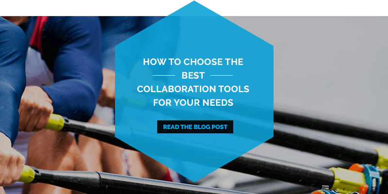 Promote Collaboration Tools Blog Post