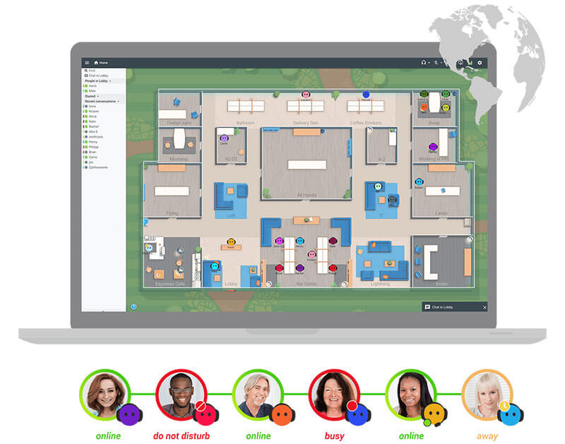 Sococo-Workplace-Map-and-Team