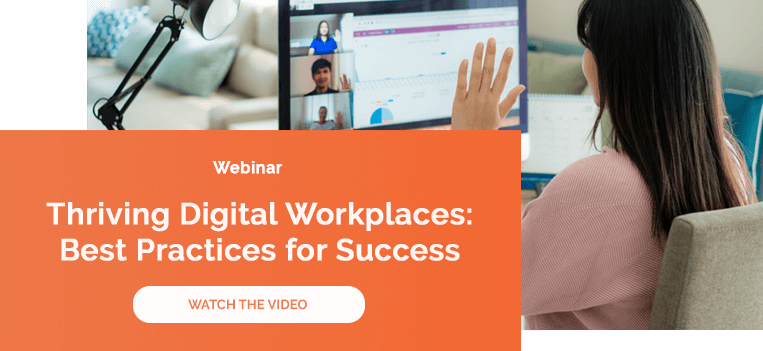 Thriving Digital Workplaces July 2020 On-Demand  - Blog Large Image