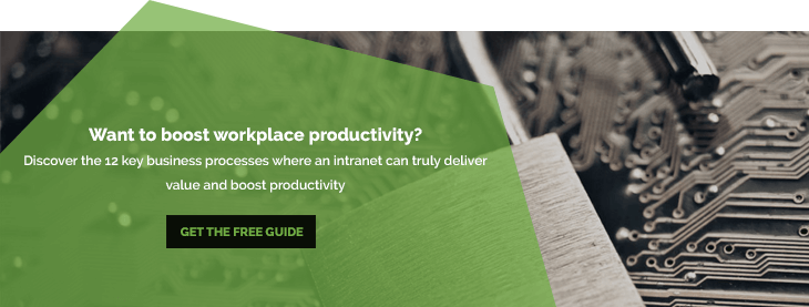 Top 12 Business Processes - Workplace Productivity Blog Banner V2