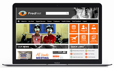 Fred-hollows-intranet-dashboard-solutions-page