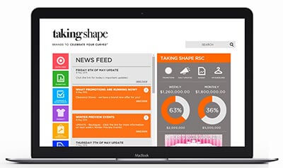 Taking-shape-intranet-dashboard-solutions-page