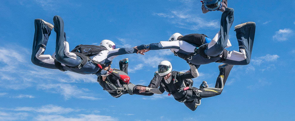 APF Skydivers