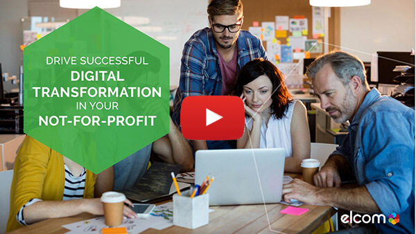 How to Successfully Drive Digital Transformation in Your NFP - Video Sample