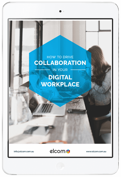 How to Drive Collaboration in Your Digital Workplace Cover V2
