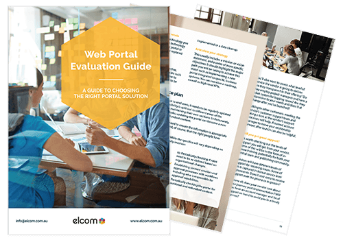 Web Portal Software Evaluation Guide Preview