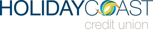 Holiday Coast Credit Union Logo